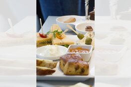 In december feestelijke high tea's in Museum Joure