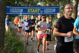 Vierde editie Nannewiidloop Oudehaske trekt veel deelnemers