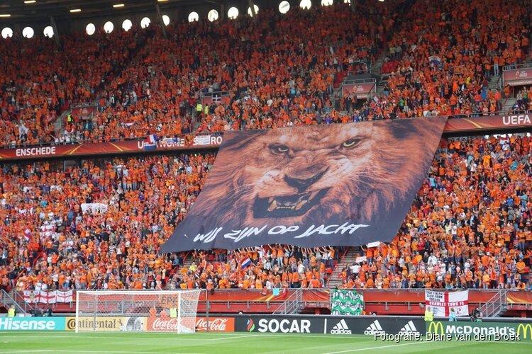 Abe Lenstra stadion bijna uitverkocht voor Oranje Leeuwinnen