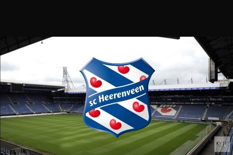 SC Heerenveen laat twee punten liggen tegen FC Utrecht