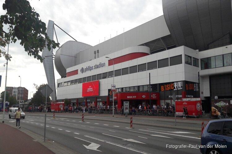 SC Heerenveen komt net tekort in Eindhoven