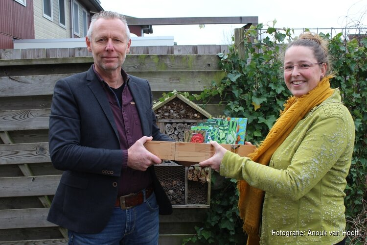 Friezen aan de slag met Toolkit Voedselbossen