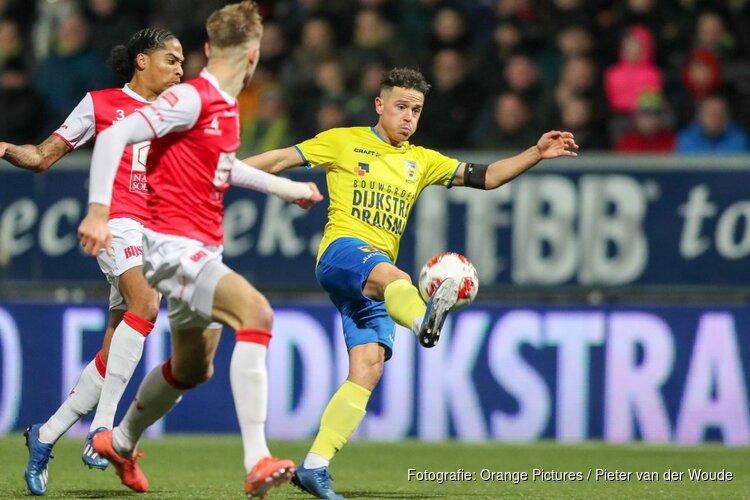 Koploper SC Cambuur wint nipt van MVV