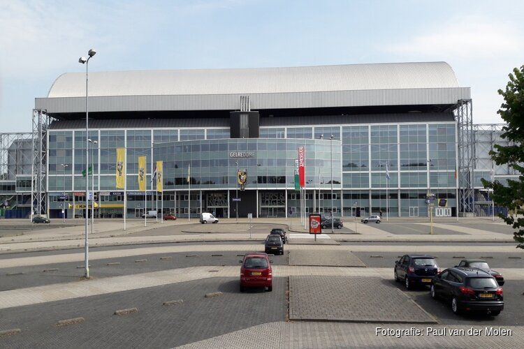 SC Heerenveen in doelpuntrijk duel onderuit