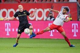 FC Utrecht en SC Heerenveen gelijk in leeg Galgenwaard