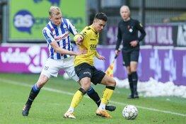 SC Heerenveen al tien duels zonder zege. Op het nippertje naar gelijkspel in Venlo